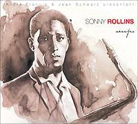Сонни Роллинз Sonny Rollins. Scoops (2 CD) le rouge et le noire