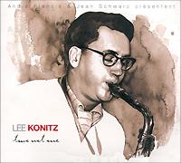 Ли Кониц Lee Konitz. Two Not One (2 CD) le rouge et le noire