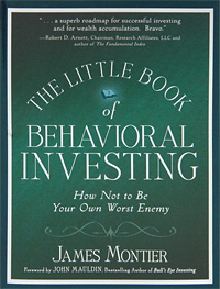 The Little Book of Behavioral Investing addison wiggin the little book of the shrinking dollar what you can do to protect your money now
