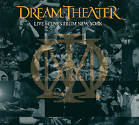 Dream Theater Dream Theater. Live Scenes From New York (3 CD) cd dream theater train of thought