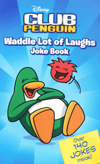Waddle Lot of Laughs Joke Book the funniest christmas joke book ever