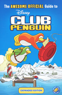 The Awesome Official Guide to Club Penguin i found you