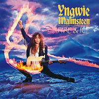 Ингви Мальмстин Yngwie Malmsteen. Fire And Ice