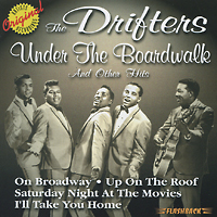 The Drifters The Drifters. Under The Boardwalk And Other Hits карвинговые санки zipfy black