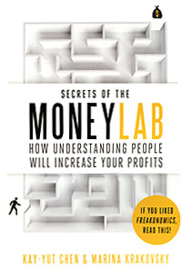 Secrets of the Moneylab first insights into business workbook