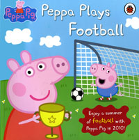 Peppa Plays Football playboy play it lovely
