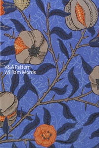 V&A Pattern: William Morris (+ CD-ROM) little books black ant sb with cd rom
