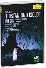 Wagner: Tristan Und Isolde, Barenboim (2 DVD) бирджит нильссон вольфганг виндгассен криста людвиг мартти тальвела карл бем bayreuth festival orchestra karl bohm wagner tristan und isolde 3 cd