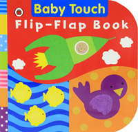 Baby Touch: Flip-Flap Book hot artist new italian style shoes and matching bag set fashion african pumps shoes and matching bag sets for party sg16 101