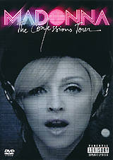Madonna - The Confessions Tour виниловая пластинка madonna confessions on a dancefloor