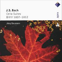 где купить Йорг Бауманн Jorg Baumann. Bach. Cello Suites / BWV 1007-1012 (2 CD) по лучшей цене