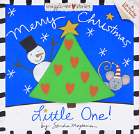 Merry Christmas, Little One! 30pcs in one postcard owe you a song romantic love christmas postcards greeting birthday message cards 10 2x14 2cm