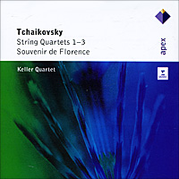 Keller Quartet Keller Quartet. Tchaikovsky. String Quartets 1-3 / Souvenir De Florence (2 CD) dk readers l3 helen keller