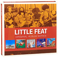 Little Feat. Original Album Series (5 CD)