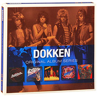 Dokken Dokken. Original Album Series (5 CD) цена