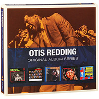 Otis Redding. Original Album Series (5 CD)