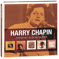 Гарри Чапин Harry Chapin. Original Album Series (5 CD) цена