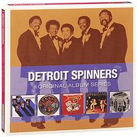 The Detroit Spinners Detroit Spinners. Original Album Series (5 CD) cd nickelback original album series
