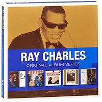 Рэй Чарльз Ray Charles. Original Album Series (5 CD) cd nickelback original album series