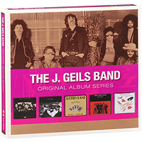 The J. Geils Band The J. Geils Band. Original Album Series (5 CD) nesbo j the snowman