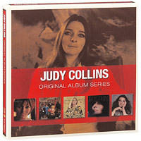 Джуди Коллинс Judy Collins. Original Album Series (5 CD) цена
