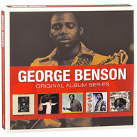 Джордж Бенсон George Benson. Original Album Series (5 CD) джордж бенсон эрл клаф george benson earl klugh collaboration