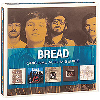 Bread Bread. Original Album Series (5 CD) цена