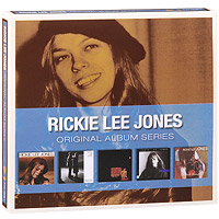 Rickie Lee Jones. Original Album Series (5 CD)