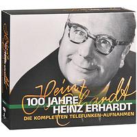 Heinz Erhardt. 100 Jahre Heinz Erhardt - Die Kompletten Telefunken Aufnahmen (4 CD)