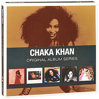 Чака Хан Chaka Khan. Original Album Series (5 CD) rhino