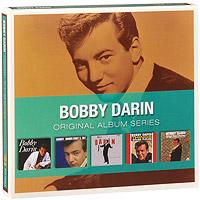 Бобби Дарин Bobby Darin. Original Album Series (5 CD) cd nickelback original album series
