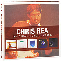 Крис Ри Chris Rea. Original Album Series (5 CD) цена 2017