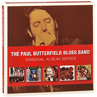 The Paul Butterfield Blues Band The Paul Butterfield Blues Band. Original Album Series (5 CD) джошуа бэлл пол кокер joshua bell paul coker fritz kreisler the kreisler album