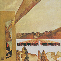 Stevie Wonder.  Innervisions Motown Records,ООО
