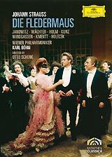 Johann Strauss: Die Fledermaus optimists die first