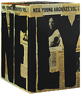 Neil Young Archives - Volume 1: 1963-1972 (11 DVD + CD) screammmm volume 1