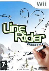 Line Rider: Freestyle (Wii) сумка для nintendo wii balance board wii fit