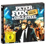 Peter Fox & Cold Steel: Live Aus Berlin (DVD + CD) питер гэбриэл peter gabriel hit 2 cd