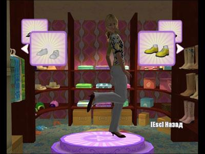 Игры для девочек.  Ханна Монтана в кино n-Space,Disney Interactive