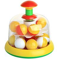 Юла с шариками Карусель в ассортименте, Stellar, Первые игрушки  - купить со скидкой