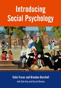 Introducing Social Psychology advances in experimental social psychology 33