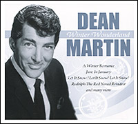 Дин Мартин Dean Martin Winter Wonderland