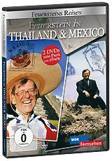 Feuersteins Reisen: Feuerstein in Thailand & Mexico (2 DVD) путешествие и отдых reisen
