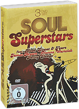 Soul Superstars (3 DVD) brave soul