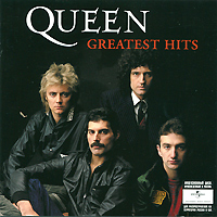 Queen Queen. Greatest Hits queen greatest hits ii 2 lp