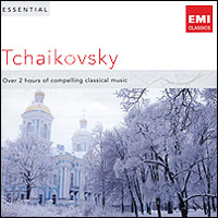 Pyotr llyich Tchaikovsky 1840-1893                Disc 1:         Piano Concerto No.1 In В Flat Minor Op.23        01. I. Allegro Non Troppo Excerpt (From The Film The Music Lovers)                 Mikhail Pletnev - Piano        Philharmonia Orchestra / Vladimir Fedoseyev                 Symphony No.4 In F Minor Op.36        02. I. Andante Sostenuto - Moderato Con Anima Opening                 Philadelphia Orchestra / Riccardo Muti                 Symphony No.5 In E Minor Op.64        03. II. Andante Cantabile, Con Alcuna Licenza - Moderato Con Anima Excerpt                 Berliner Philharmoniker / Herbert Von Karajan                 Symphony No.6 In В Minor Op.74 «Pathetique»        04. III. Allegro Molto Vivace (Maurice)                 London Philharmonic Orchestra / Mstislav Rostropovich                 Violin Concerto In D Op.35        05. I. Allegro Moderato Opening (Anna Karenina)                 Vladimir Spivakov - Violin        Philharmonia Orchestra / Seiji Ozawa                 Serenade For Strings In С        06. Valse                City Of London Sinfonia / Richard Hickox                 Eugene Onegin        07. Tatiana's Letter Scene (Act I) Conclusion (Anna Karenina)                 Lucia Popp - Soprano        Munchner Rundfunkorchester / Stefan Soltesz                 08. Melodie Op.42 No.3 Arr. Parhamovsky                Maxim Vengerov - Violin         Virtuosi        Vag Papian - Piano                 Eugene Onegin        09. Polonaise (Act III)                Berliner Philharmoniker / Seiji Ozawa                Swan Lake         Act II        10. Scene {Billy Elliot)        11. Dance Of The Little Swans (Uptown Girls)        12. Pas De Deux Christopher Warren-Green Violin (Robert Truman Cello)                 Act III        13. Spanish Dance        14. Mazurka                Sleeping Beauty         Act I        15 Rose Adagio        16 Waltz (Stepping Out)                Philharmonia Orchestra / John Lanchbery                 Disc 2                The Nutcracker         Act I        01. March                 Act II        02. Dance Of The Sugar Plum Fairy (White Mischief)         Divertissement        03. Trepak: Russian Dance (The Butcher Boy)         04. Chocolate: Spanish Dance         05. Coffee: Arab Dance         06. Tea: Chinese Dance         07. Dance Of The Reed Flutes (Go)         08. Waltz Of The Flowers (Fantasia)                 Philharmonia Orchestra / John Lanchbery                 09. Romeo And Juliet Fantasy Overture Extract (Moonraker)                 Oslo Philharmonic Orchestra / Mariss Jansons                 10. In This Moonlight Op.73 No.3 (Rathaus)                 Nicolai Gedda Tenor         Jan Eyron Piano                 The Queen Of Spades        11. It Will Soon Be Midnight (Act III)                 Lucia Popp Soprano        Munchner Rundfunkorchester / Stefan Soltesz                 String Quartet No.1 In D Op.11        12. II. Andante Cantabile (Paradise Road)                 St Lawrence String Quartet                 13. None But The Lonely Heart Op.6 No.6                 Boris Christoff - Bass        Gaston Marchesini - Cello        Alexandre Labinsky - Piano                 14. Marche Slave Op.31                 London Symphony Orchestra / Andre Previn                 15. Again, As Before, Alone Op.73 No.6 (Rathaus)                 Galina Vishnevskaya - Soprano          Mstislav Rostropovich - Piano                 The Seasons Op.37b        16. VI. June (Barcarolle)         17. XII. December (Yuletide)                 Mikhail Pletnev - Piano                 18. Capriccio Italien Op.45 Conclusion                 Philharmonia Orchestra / Seiji Ozawa                 19. 1812 Overture Conclusion (Gorky Park)                 Oslo Philharmonic Orchestra / Mariss Jansons