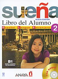 Suena 2: Libro del alumno (+ 2 CD) castro francisca et al companeros 4 libro del alumno cd