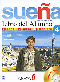 Suena 4: Libro del alumno (+ 2 CD)