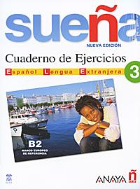Suena 3: Cuaderno de ejercicios club prisma libro del profesor metodo de espanol para jovenes a2 cd