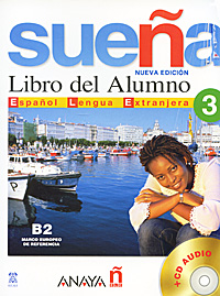 Suena 3: Libro del alumno (+ 2 CD)